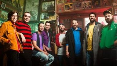 El grupo catalán actuará la noche del 14