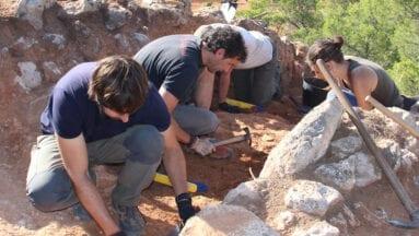El yacimiento cuenta con más de cuatro mil años de antigüedad