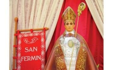 Siete de julio San Fermín…