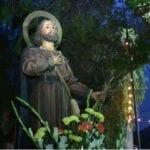 San Isidro Labrador se celebra en mayo, pero ha sido este fin de semana cuando lo han festejado en la pedanía de La Raja