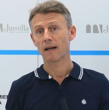 José Luis Monreal, Concejal de Política Social