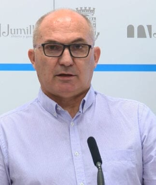 Juan Gil Mira, portavoz Equipo de Gobierno