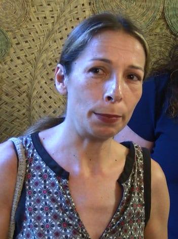 Lali Martínez, Artesana del Esparto