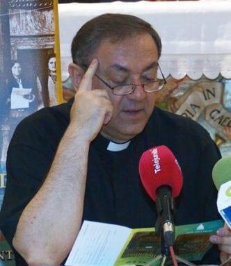 Manuel de la Rosa, Párroco de la Parroquia Mayor de Santiago