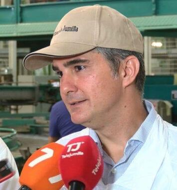 Miguel Ángel de Amor, Consejero de Agricultura