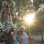 Solemnidad de Santa Ana en el Convento de Jumilla