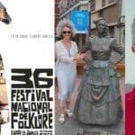 El Festival Nacional de Folklore da a conocer a quienes serán sus presentadores