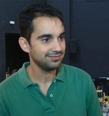 Rafael González, director del proyecto