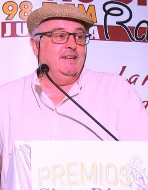 Thierry Janin, Premio Embajador de Jumilla
