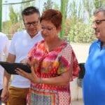 Se estrena nueva iluminación en el Polideportivo La Hoya