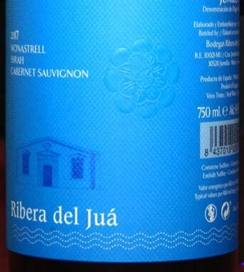 Vinos de Bodegas Ribera del Juá
