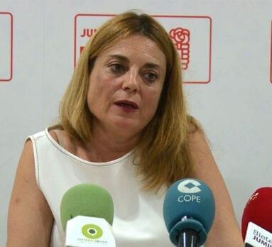 Virginia Lopo, Diputada Regional del PSOE