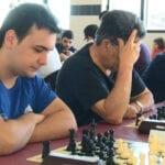 Alejandro Castellanos se lleva el Torneo Fin de Curso del Club Ajedrez Coimbra