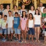 Cinco menores saharauis pasarán el verano en Jumilla a través del Programa Vacaciones en Paz