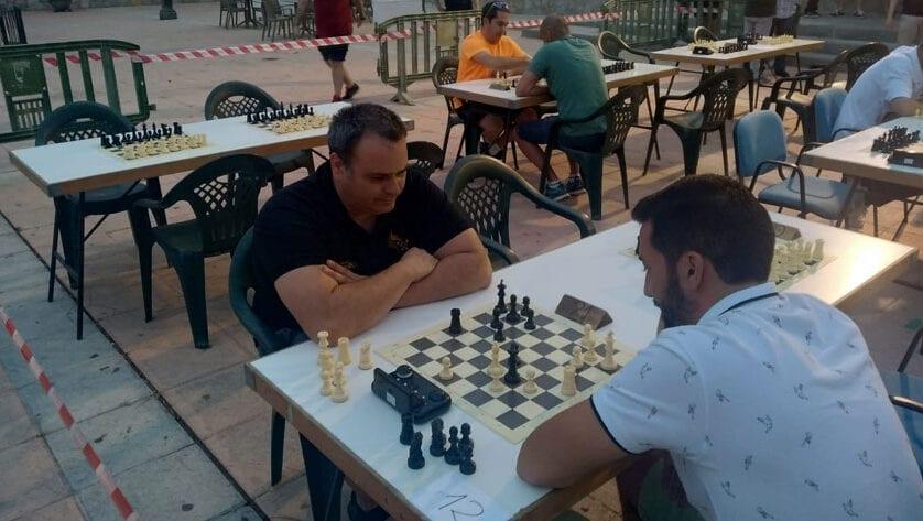 El Club de Ajedrez Coimbra estuvo en el XV Open Internacional 'Hoya del Campo'