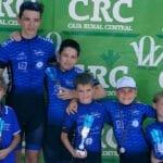 Cinco puestos de podio para la Escuela de Ciclismo Jumilla en la cita de Lorquí