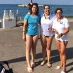 Dos puestos de podio para el Club Natación Jumilla en la IV Travesía a Nado Playa Centro La Vila Joiosa