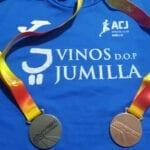 Álex Barrón logra dos medallas en el Campeonato de España Máster al Aire Libre