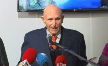 El PP solicitará al Ayuntamiento que se denomine una calle o lugar público con el nombre de D. Francisco González López