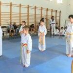 El Club Taekwondo Jumilla realiza sus exámenes de cambio de cinturón