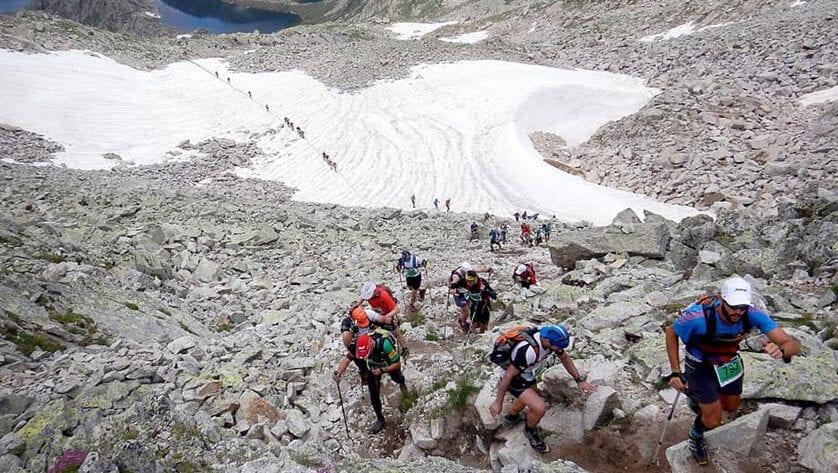 Hinneni Trail Running no deja los Pirineos