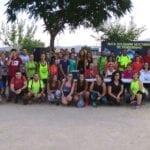 La VII Ruta Nocturna de Senderismo 'San Antón' recogerá material escolar para la guardería de Cáritas