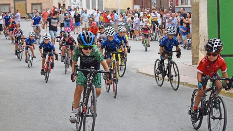 La Escuela de Ciclismo Jumilla estuvo en la cita de Ontur del calendario de Castilla La Mancha