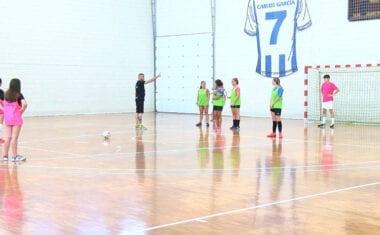 La Escuela Fútbol Sala Base Jumilla tendrá un equipo juvenil femenino la próxima temporada