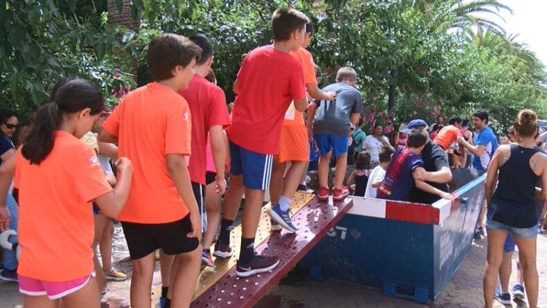 La primera edición de la Chatico Zagalico contó con la participación de medio centenar de corredores