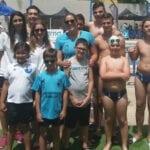 Cuatro medallas para el Club Natación Jumilla en el II Trofeo de Yecla