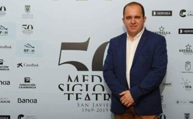 Juan Pablo Hernández García será el Pisaor de Honor de la 48 Fiesta de la Vendimia