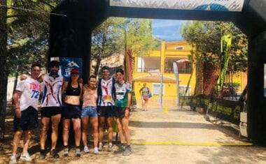 Podios para Hinneni Trail Running en la 'Challenge Trail' del Circuito Desafíos Trail Sierra del Segura