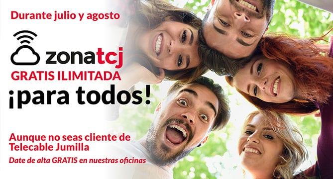 Telecable Jumilla estrena promociones ¡para todos!