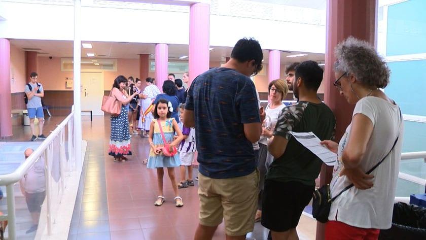 248 personas se acercaron al Centro de Salud para participar en la tercera edición de 'Está en nuestra sangre'