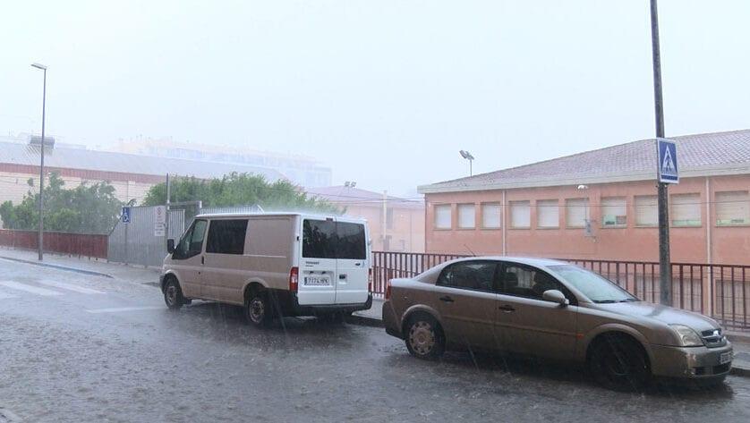 Activado el Sistema de Alertas de Protección Civil ante Meteorología Adversa