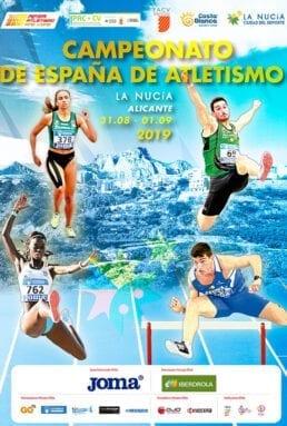 Cartel del 99 Campeonato de España Absoluto