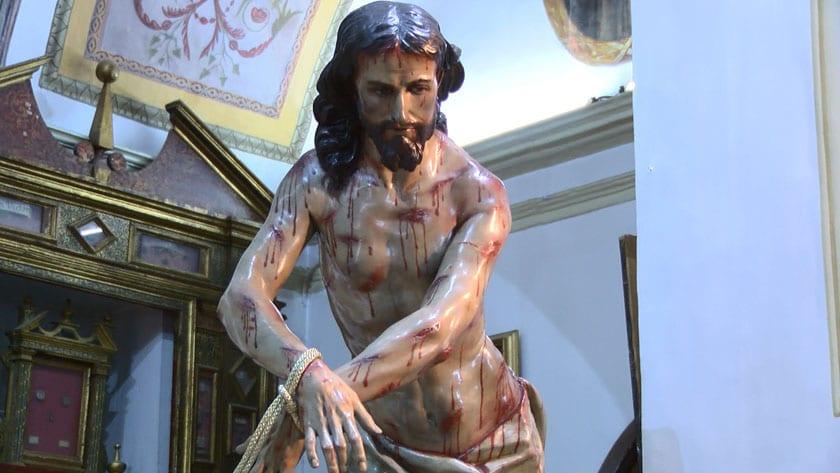Cristo Amarrado a la Columna