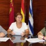 Ayuntamiento de Jumilla y Asociación 4 Patas firman convenio de colaboración por 43.000 euros