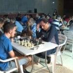 El Gran Maestro Alfredo Giaccio fue el vencedor en el VIII Torneo Nocturno de Ajedrez