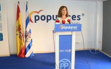El Partido Popular solicita al Ayuntamiento de Jumilla que se adhiera al consorcio de Vías Verdes de la Región de Murcia