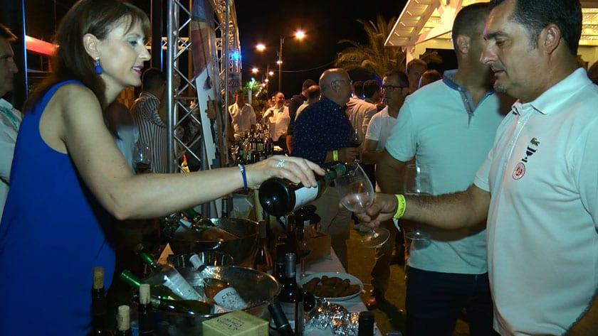 En la XX Exaltación del Vino participaron 21 bodegas