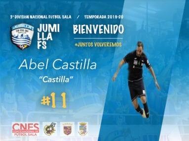 Castilla ficha por el Jumilla FS