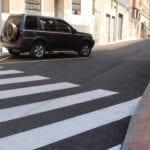 Finalizan las obras de Portillo de la Glorieta y la primera fase en avenida de Levante