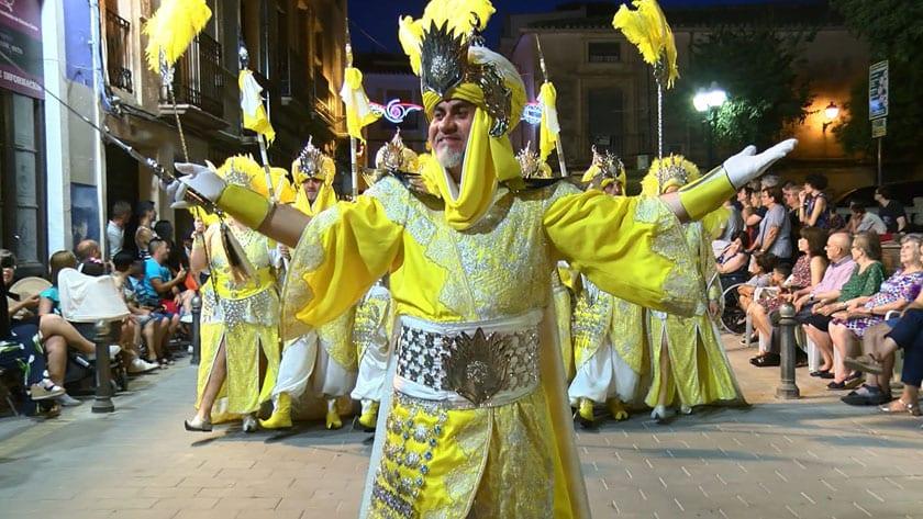 Gran Desfile de Moros y Cristianos
