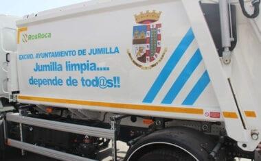 El servicio de recogida de basuras se realizará por las mañanas del 12 al 18 de agosto