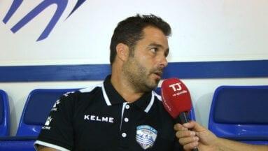 José Antonio Martínez, entrenador del Club Jumilla Fútbol Sala, en declaraciones a Telejumilla