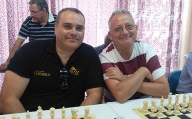 Juan José Jiménez del Club Ajedrez Coimbra se proclama subcampeón en el  III Torneo de Ajedrez de Ontur