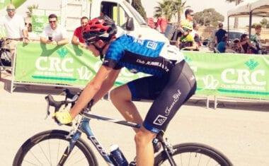 La Escuela de Ciclismo Jumilla comienza la segunda parte del Circuito de Escuelas Murcia con victoria