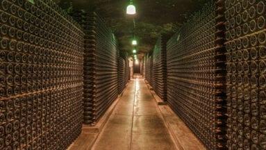 Las exportaciones de vino nacional han aumentado junto con la demanda del mismo