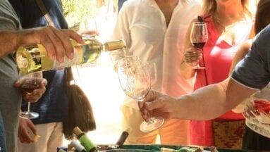Miniferia de los vinos de Jumilla